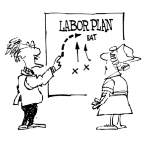planning labor and delivery
